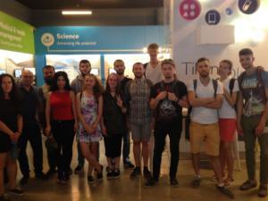 программа маса маоф и Тель Авив центр инноваций